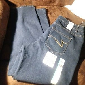 NWT Plus Size Classic Fit Jeans/various